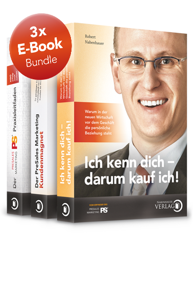 Das PreSales Marketing Kundenmagnet E-Book